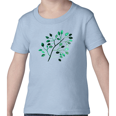 Green Leaves Vines