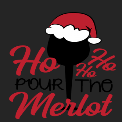 Ho Ho Ho Pour The Merlot