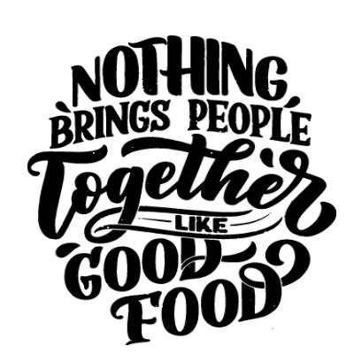 Nothing Brings People Together Like Good Food
