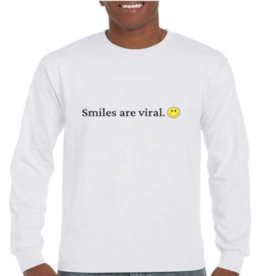 Smiles are Viral
