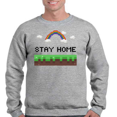 Stay Home Video Game