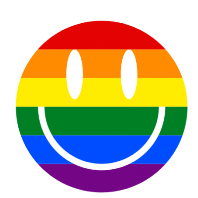 Rainbow Smiley