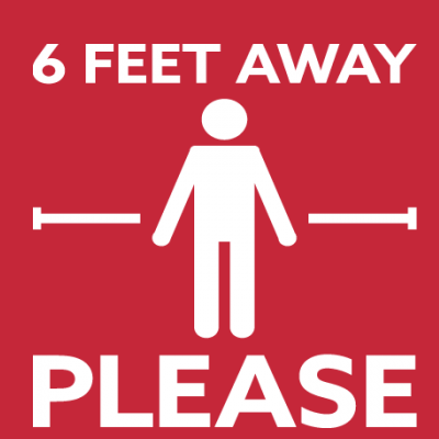 6 Feet Away