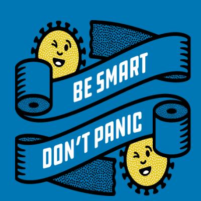 Be Smart Don't Panic