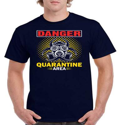 Danger Quarantine Area