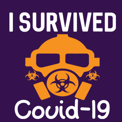 I Survived Covid-19 Mask