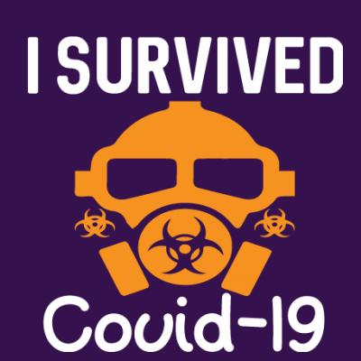 I Survived Covid-19 Mask