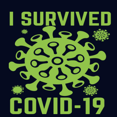 I Survived Covid-19 Germ