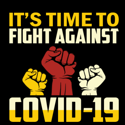 Its Time To Fight Against Covid-19