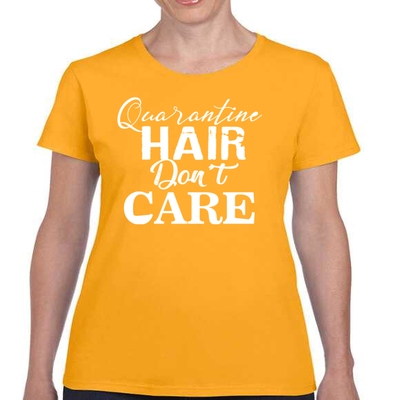Quarantine Hair Don't Care