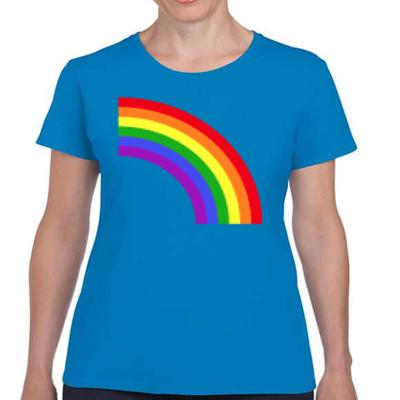 Half-Rainbow