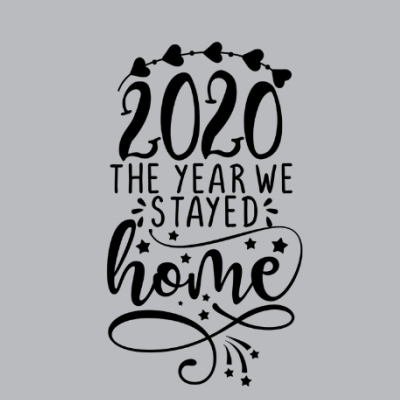 2020 The Year We Stayed Home