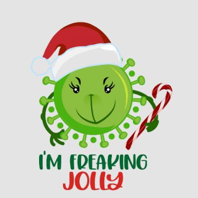 Grinch Germ Christmas