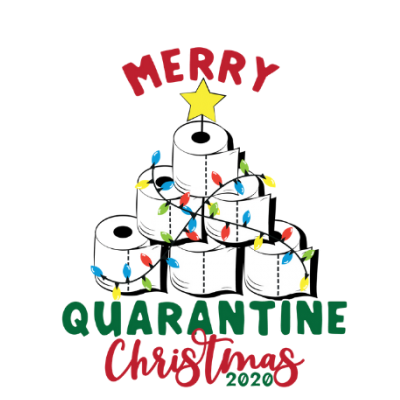 Merry Quarantine Christmas 2020