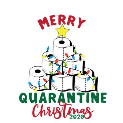 Merry Quarantine Christmas 2020
