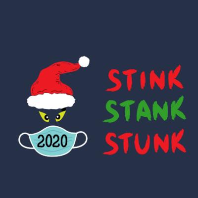 Stink Stank Stunk Christmas