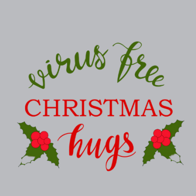 Virus Free Christmas Hugs