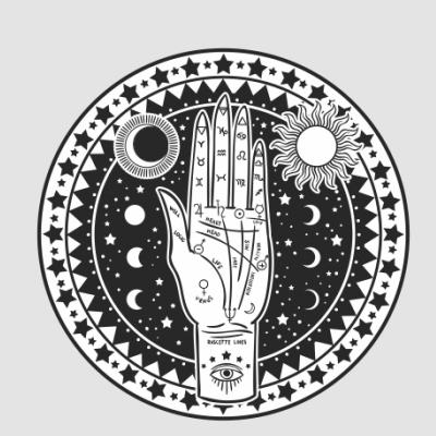 Astrology Hand