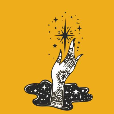 Mystical Hand