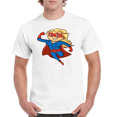 Golden Supergirl