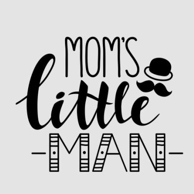 Moms Little Man