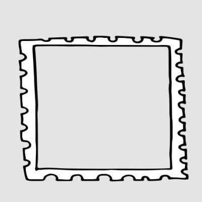 Stamp Border