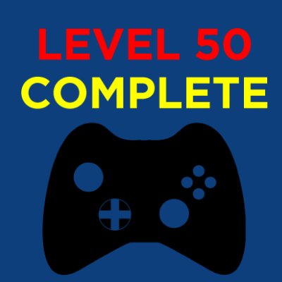50th Birthday Video Game