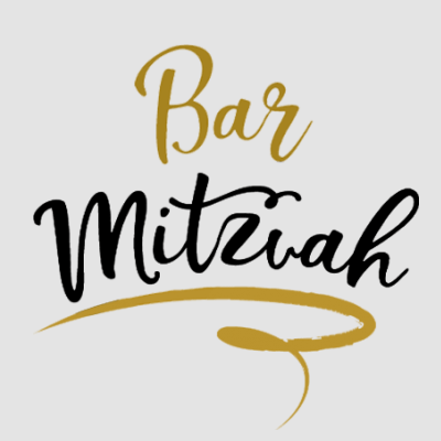 Bar Mitzvah Gold