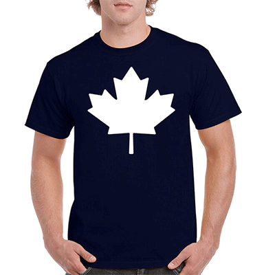 White Maple Leaf
