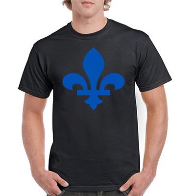 Quebec Fleur De Lys
