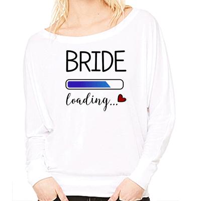 Bride Loading