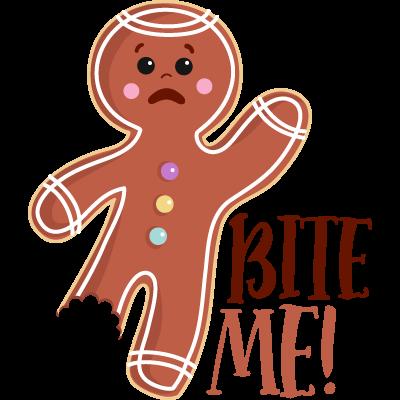 Bite Me Gingerbread