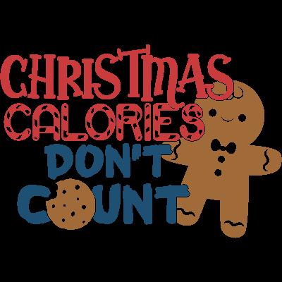 Les Calories de Noël ne Compte Pas
