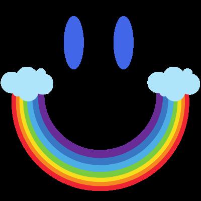 Rainbow Smile