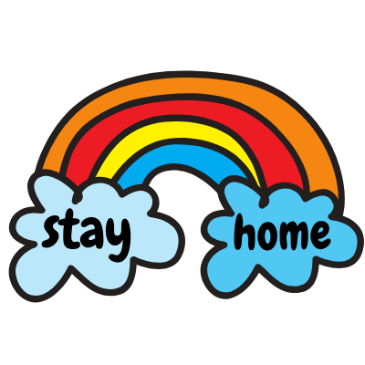 Arc-en-Ciel Stay Home