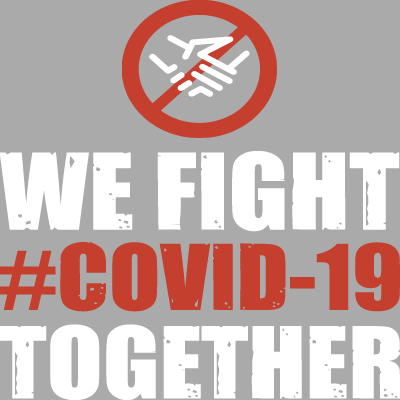 We Fight Covid-19 Together