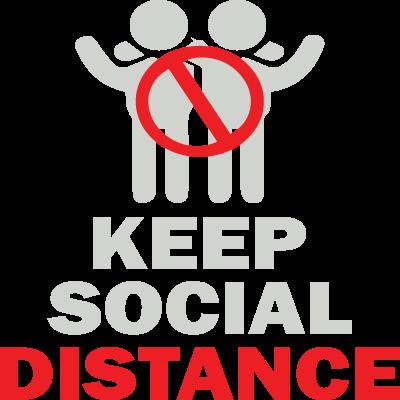 Gardez la Distance Sociale