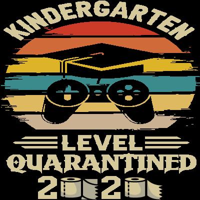 Kindergarten Level Quarantine 2020