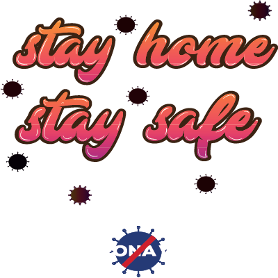 Restez à la Maison en Sécurité