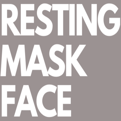Resting Mask Face