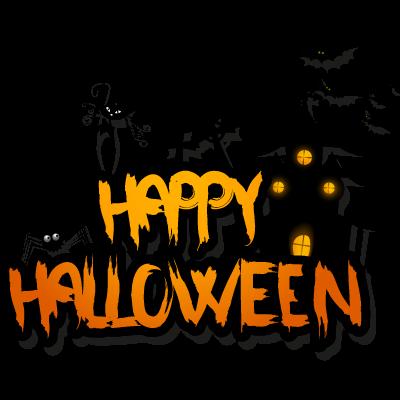 Happy Halloween Multi