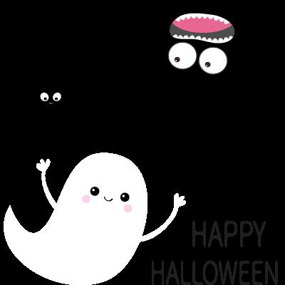 Joyeux Halloween noir