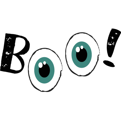 Black Green Boo