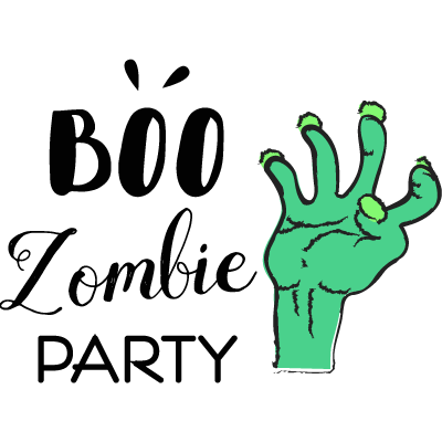 Boo Zombie Party