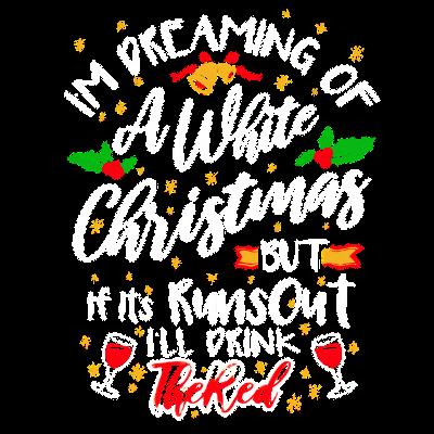 Je Rêve d'un Noël Blanc Drôle