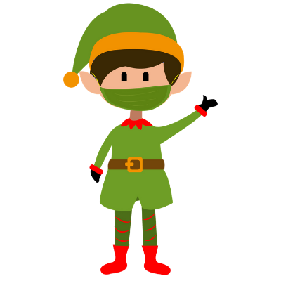 Elfe Masqué