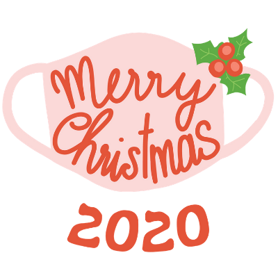 Masque Noël 2020