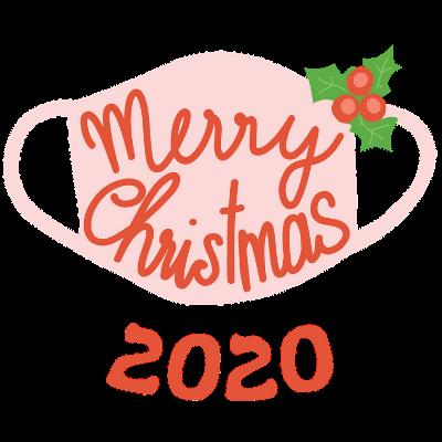 Christmas Mask 2020