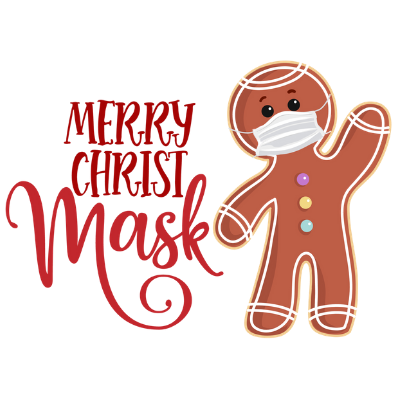 Merry Christmask Fr