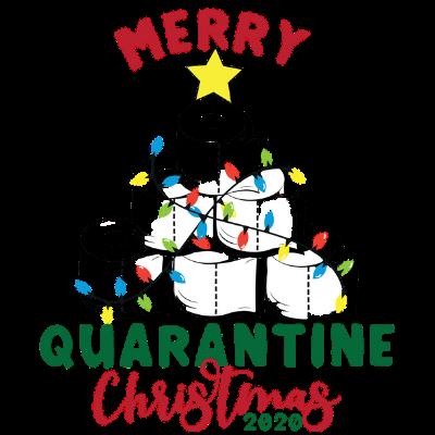 Merry Quarantine Christmas 2020 Fr